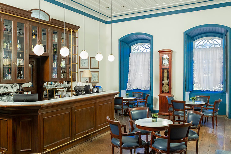 bar piano, Hotel Fazenda Dona Carolina 2