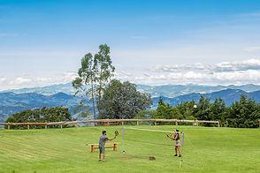 casal, paisagem, atividade ao ar livre,