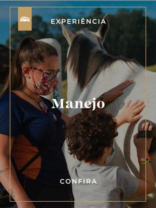Manejo Hotel Fazenda Dona Carolina