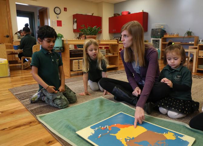 A Montessori Mini-Dictionary