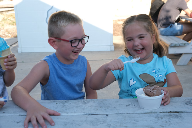 Fostering Community, Part 3: Ice Cream Social