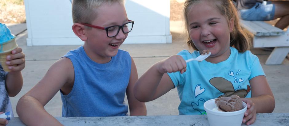 Fostering Community, Part 3: Ice Cream Social