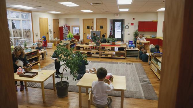 A Commonsense Guide to Choosing A Montessori School