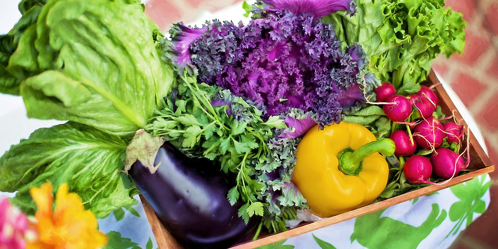Seasonal Vegetable Class