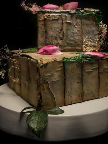 """EARTH FIG. NO. 2 ""TREE CAKE"""