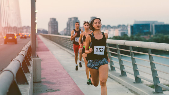 It's not a SPRINT its a Marathon!