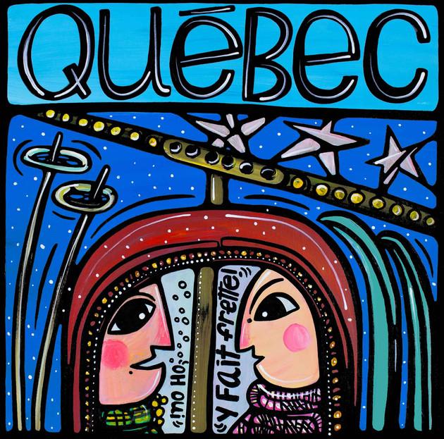 Quebec toujours impec