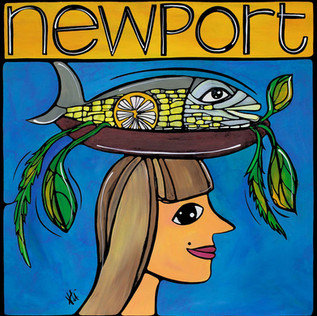Newport, What makes a woman happy.