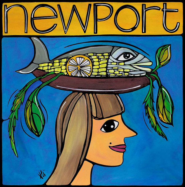 Newport dreams you brought