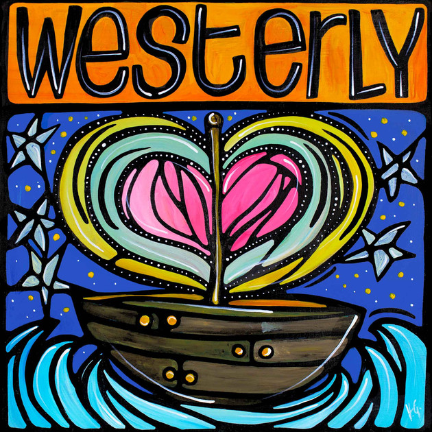 Westerly, Inside of my heart.