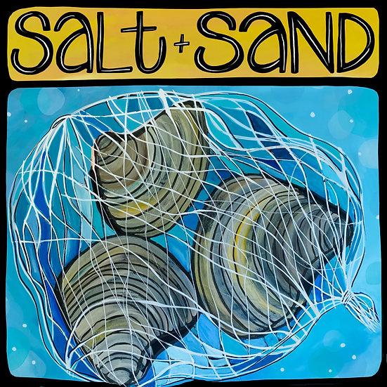 SALT AND SAND CLAMS