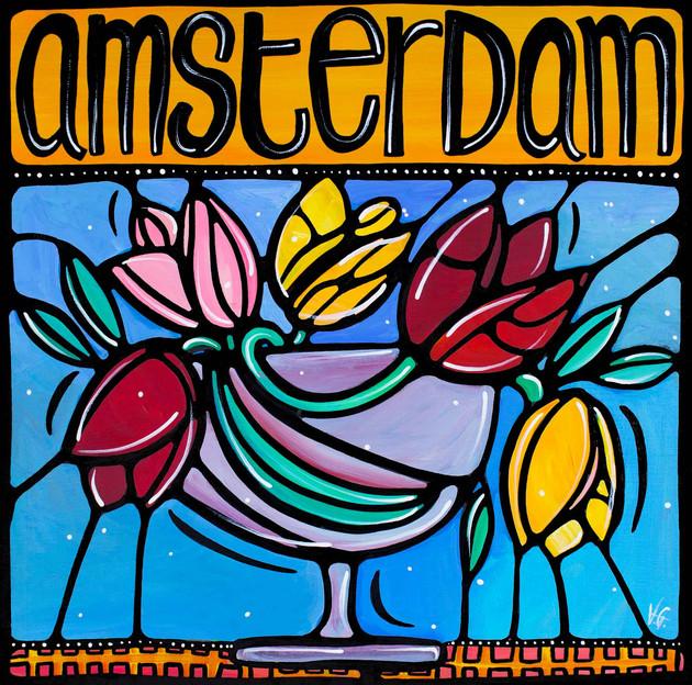 Amsterdam blue anthem