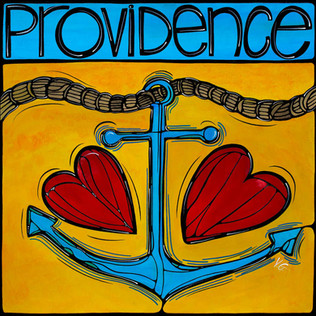 Providence, Anchored by love.