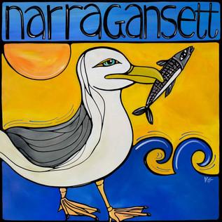 Narragansett, Own daylight, share twilight.