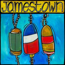 Jamestown wander down