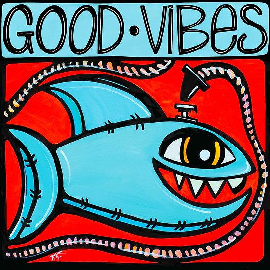 GOOD VIBES SHARK