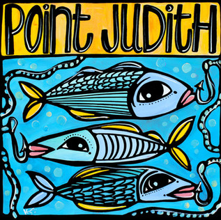 Point Judith, Fishing or Kissing