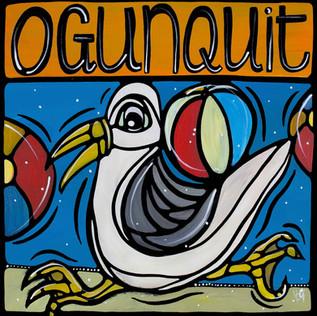 Ogunquit, Shoreline of Treasure.