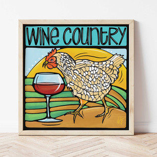 Wine Country, Cheers!