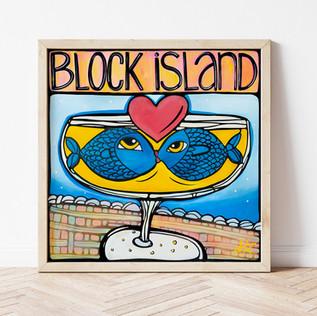 Block Island, Sea & Love