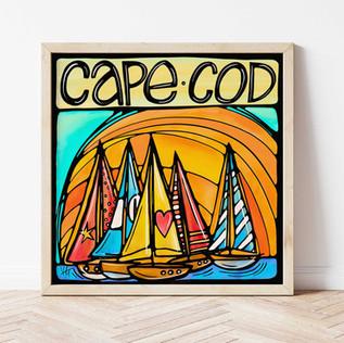 Cape Cod, Ocean Love.
