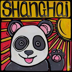 Shanghai sunny sky