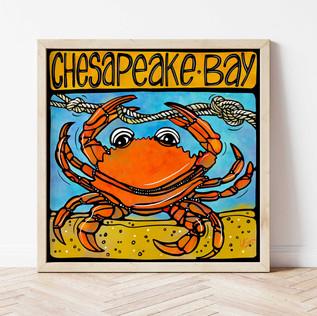 Chesapeake Bay, Feeling Salty