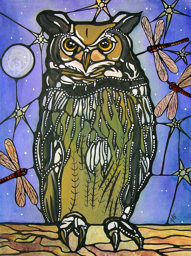 Owling the night