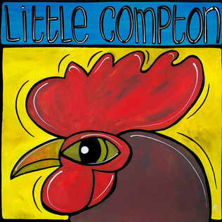 Little Compton, Happy on the land.