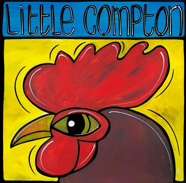 Little Compton on sun
