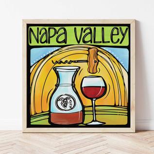 Napa Valley, Wine Time.