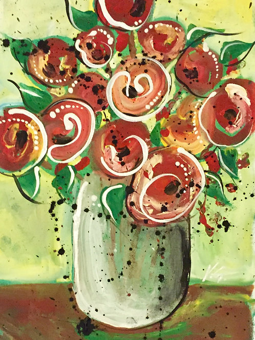 Floral study 105