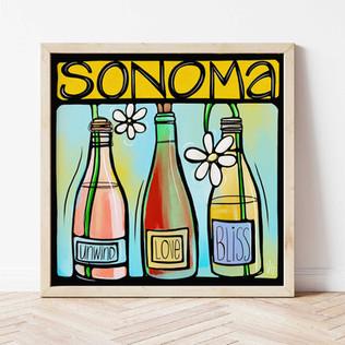 Sonoma, Harmony