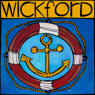 Wickford, Holds loving hearts.