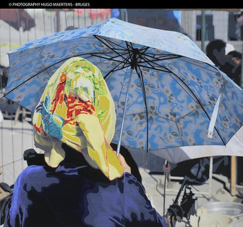 Real-Non Real Parapluie