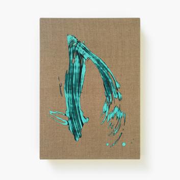 Painted Gestures n° 9
