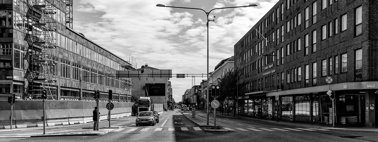 Kungsgatan south