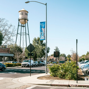 Campbell, California: From Tinned Peaches to Tech Industry