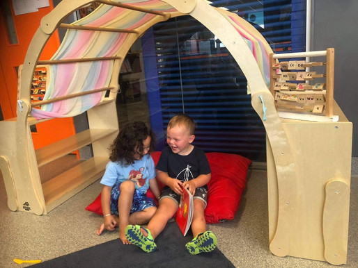 3 reasons why EVERY 3 year old NEEDS childcare