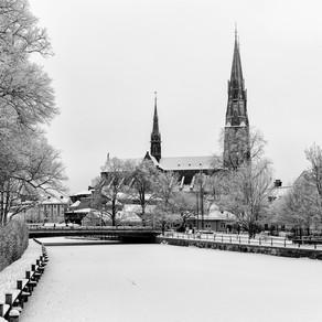 Grayscale Uppsala
