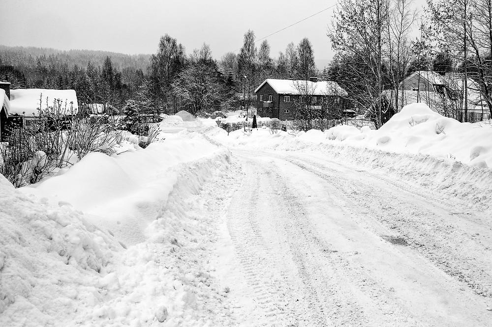 Bengtsgårdsvägen, Sågmyra