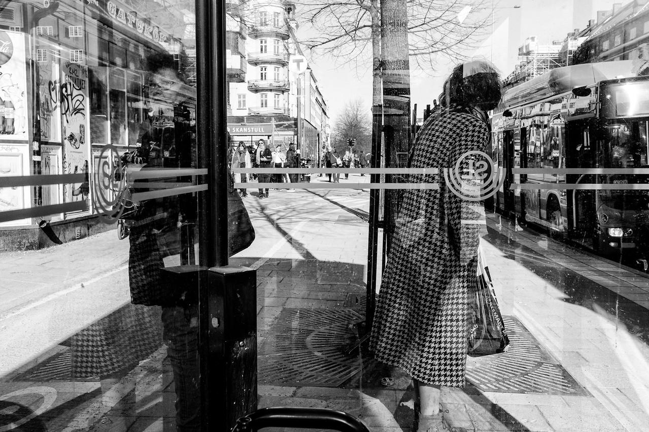Bus stop, Ringvägen