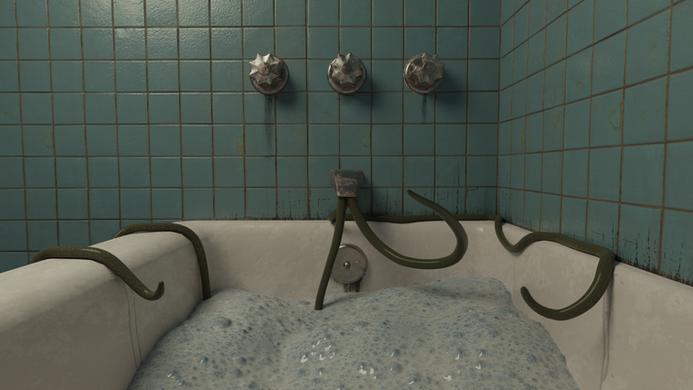 Trouble Bath
