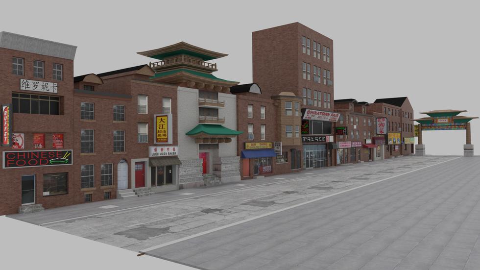 Chinatown, Philly
