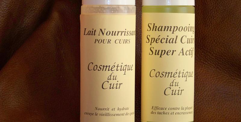 Shampooing et Lait d'Entretien 250ml