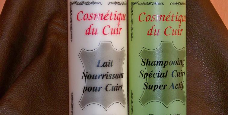 Shampooing et Lait d'Entretien