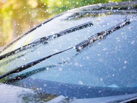 Check Out Your Car for Water-Related Problems