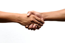 Automotive Repair Promise Handshake