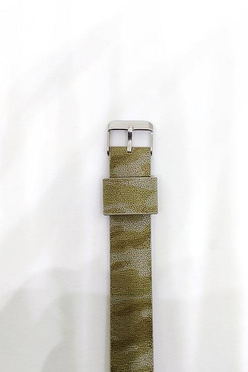 Dark Green CamouflageNato Strap