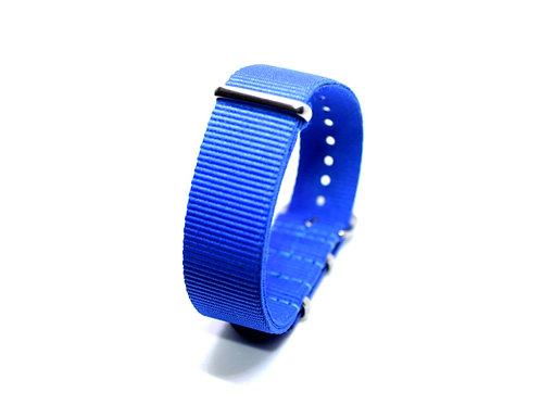 Nato Strap Blue